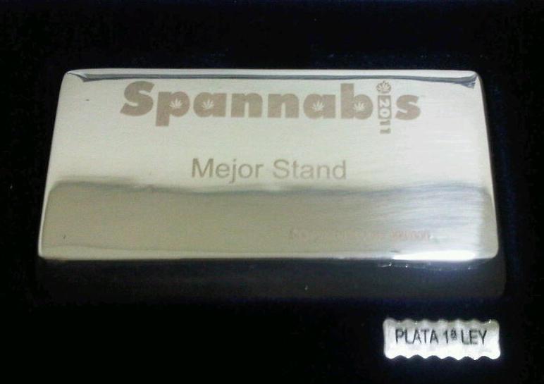 premio-mejor-stand-spannabis-2011-eva-seeds